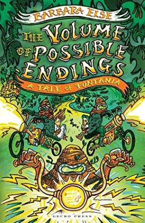 Book Cover for The Volume of Possible Endings