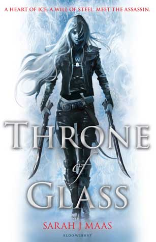 Book Cover for Throne of Glass