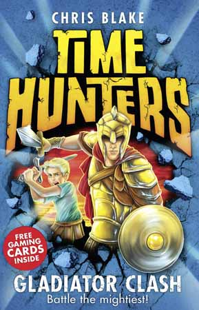 Book Cover for Time Hunters