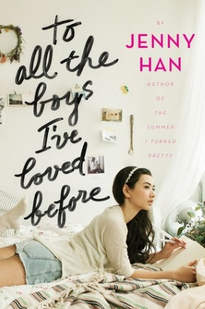Book Cover for To All the Boys I've Loved Before