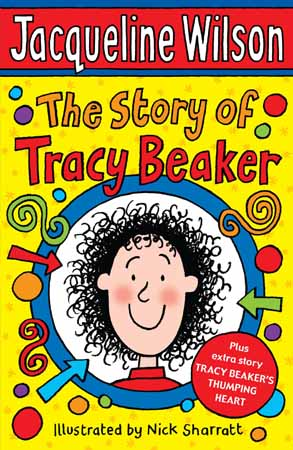 Book Cover for Tracy Beaker