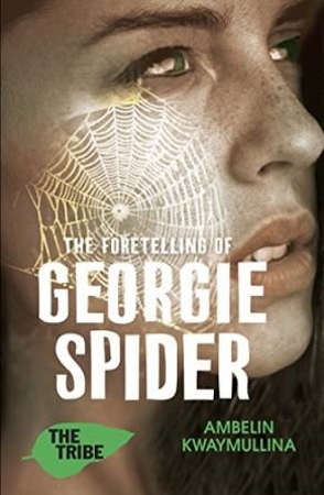 Book Cover for The Foretelling of Georgie Spider
