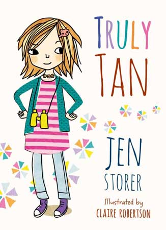 Book Cover for Truly Tan