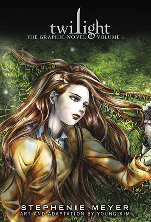 Book Cover for Twilight Saga: The Graphic Novel