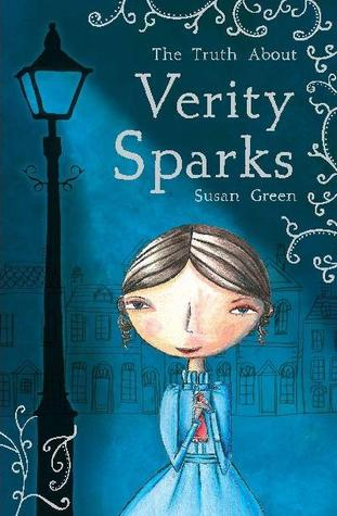 Book Cover for Verity Sparks