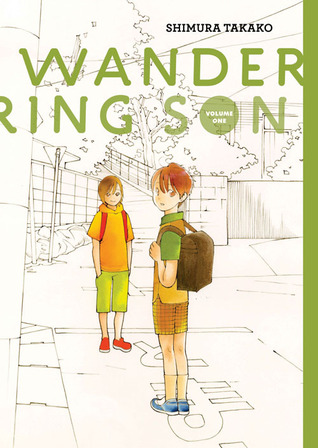Book Cover for Wandering Son