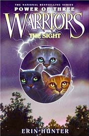 Book Cover for Warriors: Power of Three