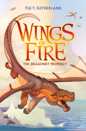 Book Cover for Wings of Fire
