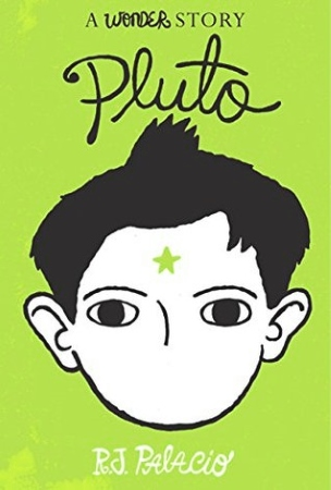 Book Cover for Pluto: A Wonder Story
