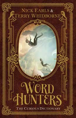 Book Cover for Word Hunters