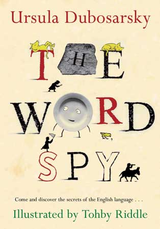Book Cover for Word Spy